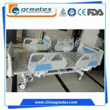 5 L&L 모터 (GT-BE5021)를 가진 기능 ICU 병원 전기 침대