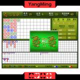 Традиционные классицистические модели/система Baccarat для играя в азартные игры таблицы с индикацией Ym-Ec03 результата 22 дюймов