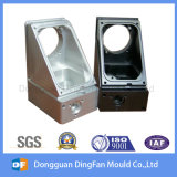 アルミニウム精密CNCの陽極酸化されるを用いる機械化の部品の予備品