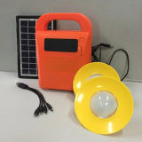 Camp LED Solar Light with Radio and MP3 Function
