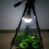 lanterne 2W solaire portative avec le panneau solaire 1.8W