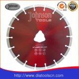 다이아몬드 절단 도구: 녹색 콘크리트를 위한 250mm laser 톱날