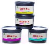 Presionar el equipo Ecoographix Ecoo-en-b la tinta de impresión