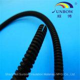 PP/PA材料が付いている織機によって波形を付けられる管を開きなさい