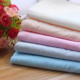 Tela de algodão tecida algodão lavada de matéria têxtil 100 para o vestuário