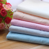 Tela de algodón tejida algodón lavada de la materia textil 100 para la ropa