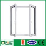 Finestra di alluminio della stoffa per tendine di Openning dell'oscillazione del blocco per grafici con il prezzo poco costoso