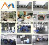 Precison, das Aluminiumlegierung aufbereitet, Druckguß des Kühlkörpers (AL09) mit der anodisierenbehandlung, die in der chinesischen Fabrik gebildet wird