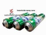 De Blikken van het Tin van het aërosol voor de Producten van de Nevel van het Insecticide