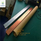 X-Bandflaches rechteckiges kupfernes Hohlleiter-Aluminiumgefäß