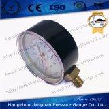 70mm 직경 일반적인 압력 계기