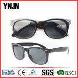 Поляризовыванные солнечные очки Mens рамки высокого качества пластичные (YJ-S047)