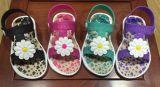 De nieuwe Toevallige Tik van de Pantoffels van de Kinderen van Sandals van de Aankomst zweept Leverancier (FFLT1019-02)