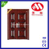 Ходкая стальная дверь утюга с конструкцией высокого качества хорошей
