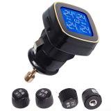 Gummireifen-Druck-Monitor-interne Autoteil-Reifen-Druck-Auto-Sicherheit TPMS des Zigarre-Feuerzeug-TPMS
