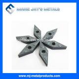 중국 고성능 공장은 텅스텐 탄화물 도는 삽입 시멘트가 발라진 탄화물 삽입을 만들었다