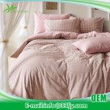 病院のための4組のPCSの綿の双生児の寝具セット