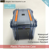 Случай хранения водоустойчивого ясного случая безопасности оборудования напольный безопасный