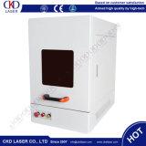 Mini máquina de aislamiento de la marca del laser de la fibra