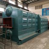 Промышленной боилер горячей воды Двойн-Барабанчика Szl2.8-0.7MPa горизонтальной ый биомассой
