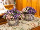(BC-WF1012) Чисто Handmade естественная корзина цветка вербы