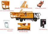 시간 양수 산출 고능률 트럭에 의하여 거치되는 구체적인 섞는 펌프 당 40m3