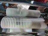 Oberflächentyp zurück zu rückseitigem Slitter Rewinder für PET Film-Papier-Rolle (BM-700)
