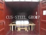 Las hojas de metal galvanizadas acero de los materiales de construcción/galvanizaron la bobina de acero del hierro