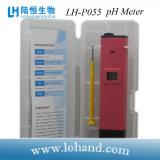 Tamaño de bolsillo de bajo Coste Tester de pH digital (pH-107)