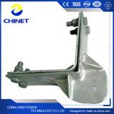 Braçadeira da imobilidade do aço inoxidável usada para a instalação dos encaixes