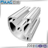 protuberancia de aluminio del perfil del marco de la T-Ranura 60X60 para 6063-T5