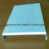 Потолок /Aluminum алюминиевого листа Perforated