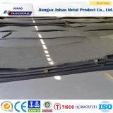 Plaque en acier inoxydable 304L 2b