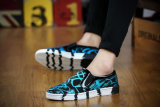 Schoenen van de Mensen van de Camouflage van de Gekrabbel van de manier de Vlakke (NX 447)