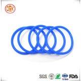 De hoge Blauwe Rubber Verzegelende O-ring van de Reactie