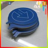 Tarjeta del PVC Celuka de la espuma plástica de la alta calidad 10m m de la muestra