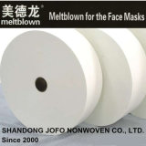 tessuto non tessuto di 21GSM Meltblown per le maschere di protezione Bfe95