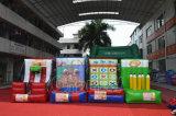 4 in 1 Belüftung-aufblasbarem Sport-Spiel-Kugel-Spiel für Kinder