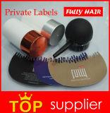 Produto do cuidado de cabelo para inteiramente o pó Balding da fibra do edifício do cabelo da queratina