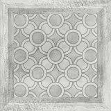 Mattonelle grige del cemento della costruzione di pavimento della porcellana di colore 600X600 (JN6225H)