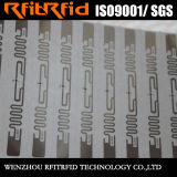 UHFのロジスティクスのためのプログラム可能な長距離受動RFID札