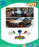 車のペンキ工場のクロム効果のスプレー式塗料