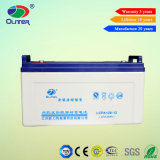 鉛酸蓄電池AGMの機密保護電池12V120ah