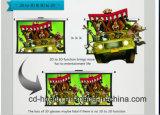 Mini proyector con 1080P el soporte 2D-3D