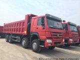 Sinotruck 8*4 Camion Benne avec 336HP