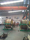 Gewundenes Hochdrucköl-flexibler hydraulischer Gummischlauch SAE100r2