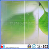 e Bronze di 3-8mm vetro acido glassato modellato inciso acido libero con Ce & ISO9001