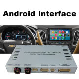 Car Radio Player Android Navegação GPS para Audi