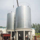 Silo de acero Tcz082 del mejor grano de China