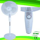 AC110V 16inches Soalr Ventilator-Standplatz-Ventilator (SB-S-AC16E)